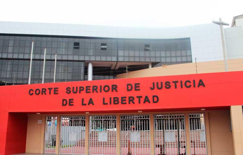 Logo Corte Superior La Libertad
